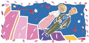 Eugenio Montale - Ho sceso, dandoti il braccio, almeno un milione di scale